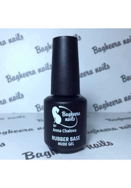 B-8/16, Rubber Base Nude Gel