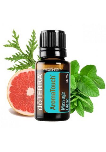 AromaTouch™ Massage Blend dо̄TERRA, 15 мл
