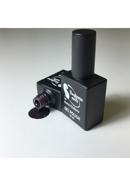 BN-09, Темно-фиолетовый гель-лак